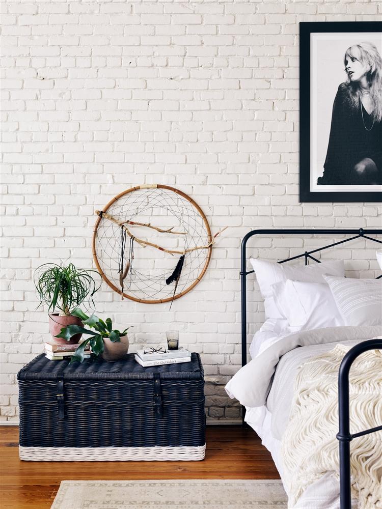 Casey Queen Bed, The Khazana Home Austin Furniture Store
