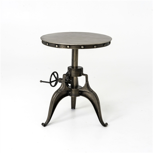 Element Crank End Table 22""