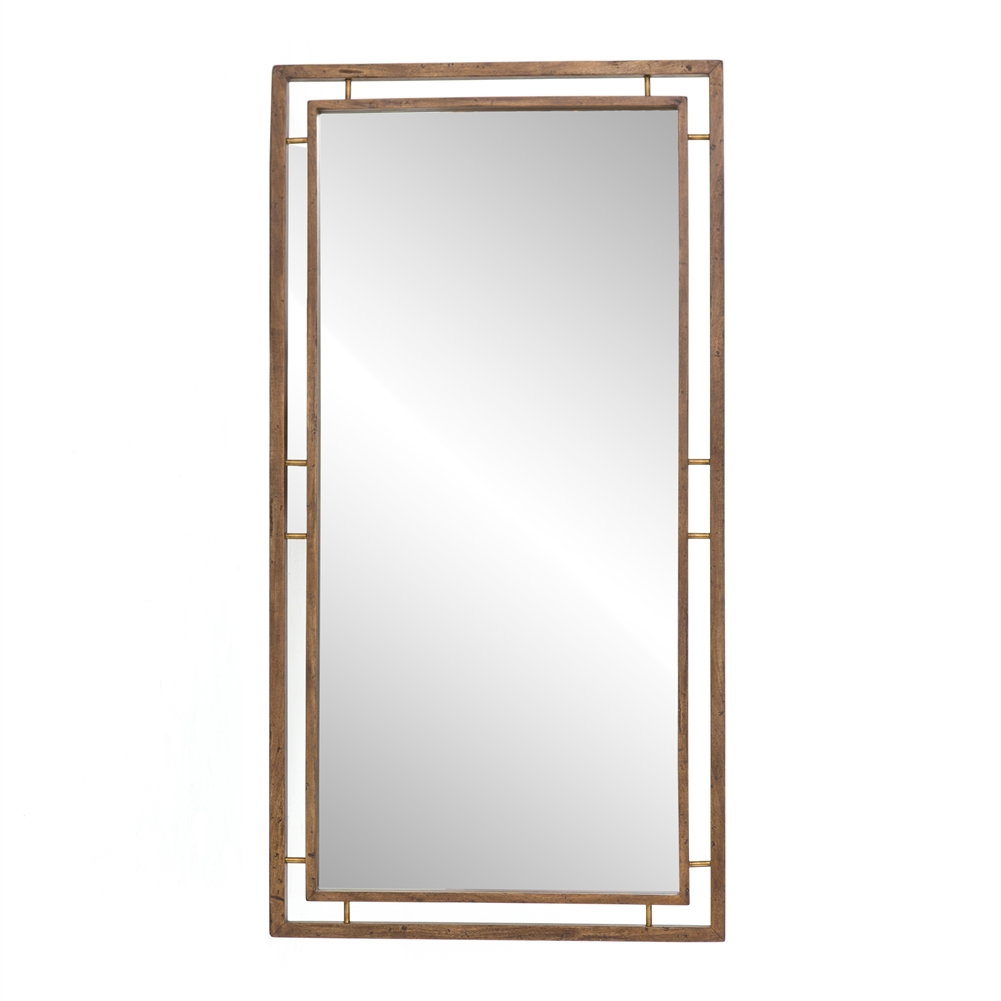 Harmon Belmondo Floor Mirror, The Khazana Home Austin Furniture Store