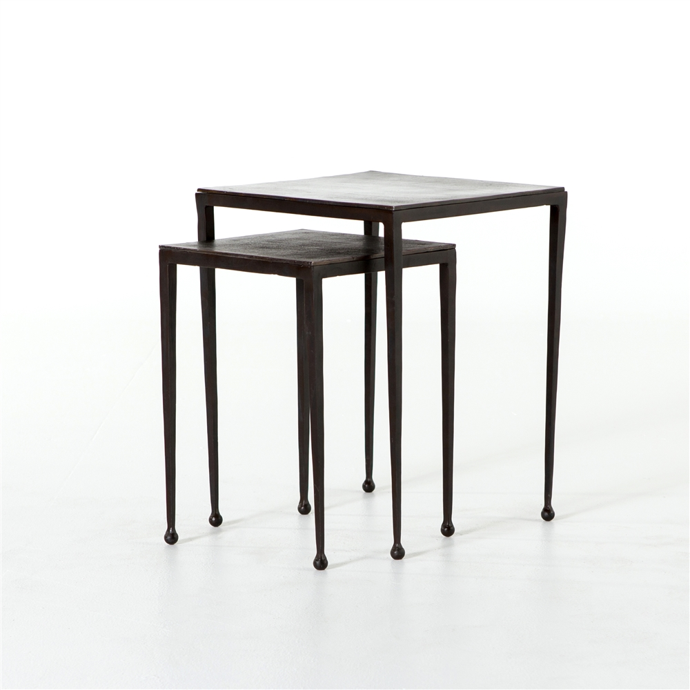 Marlow dalston nesting end tables the khazana home austin furniture marlow dalston nesting end tables watchthetrailerfo