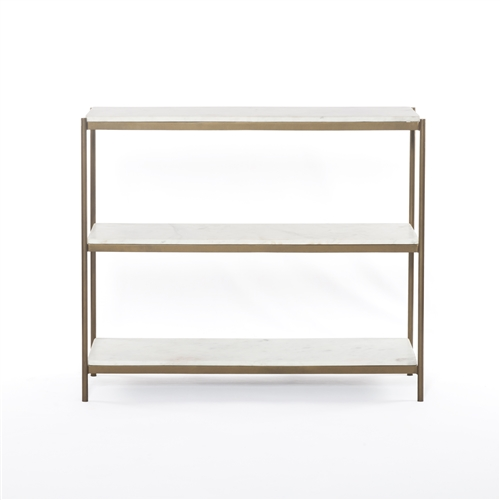Felix Small Console Table, Four Hands Home