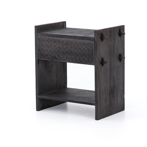 Maya Columbus Nightstand