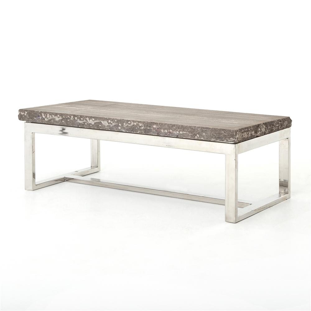 Rockwell Stone Slab Coffee Table