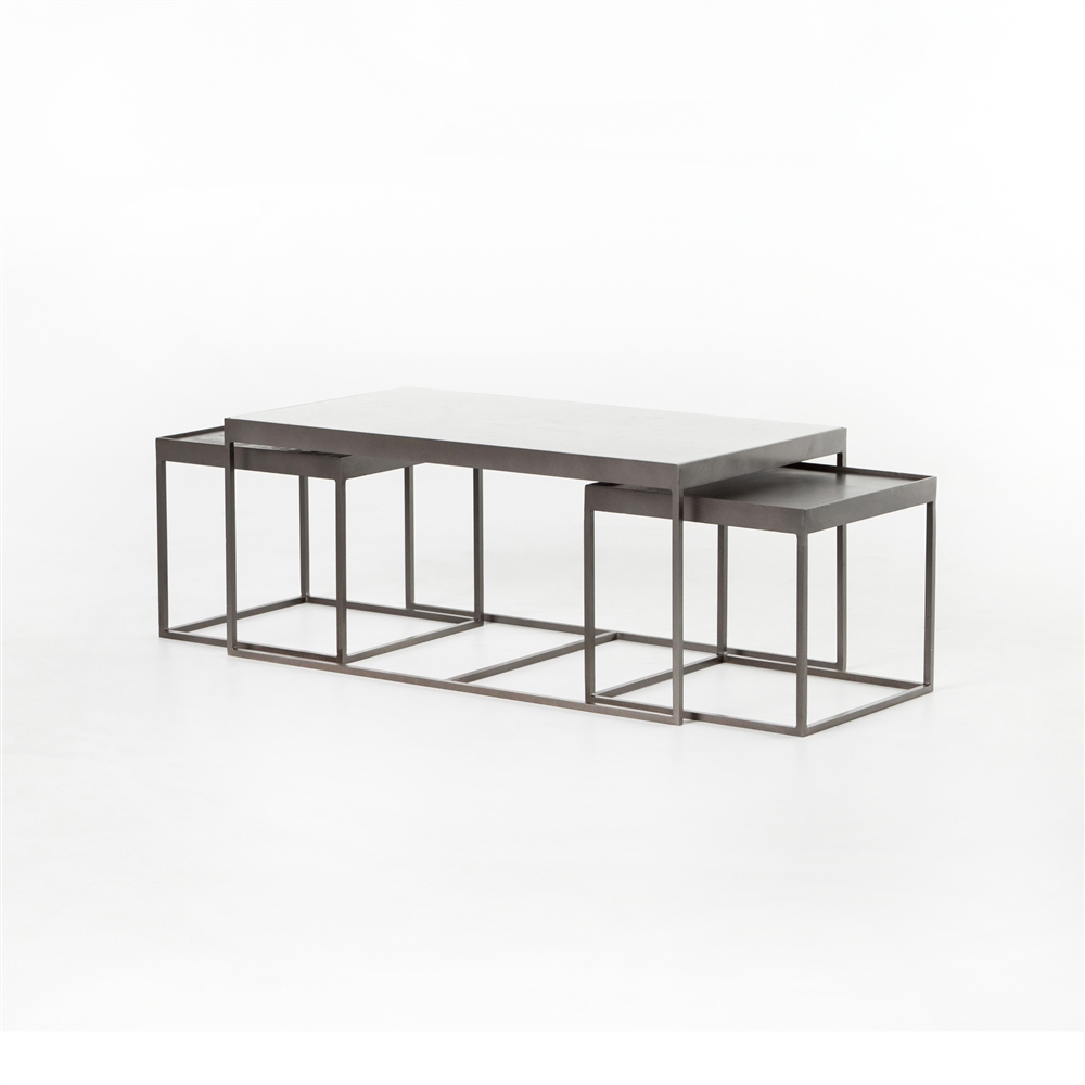 Fine Evelyn Nesting Coffee Table Caraccident5 Cool Chair Designs And Ideas Caraccident5Info