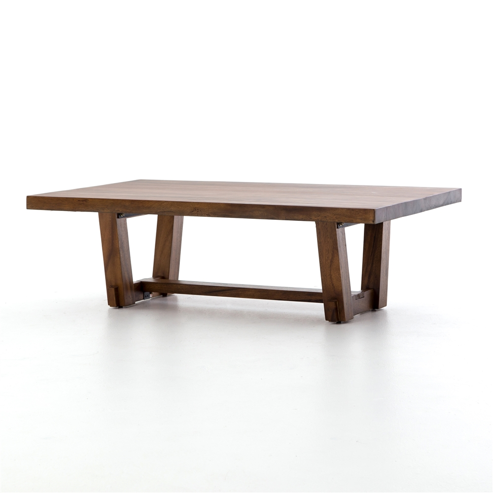 Grass Roots Slab Coffee Table