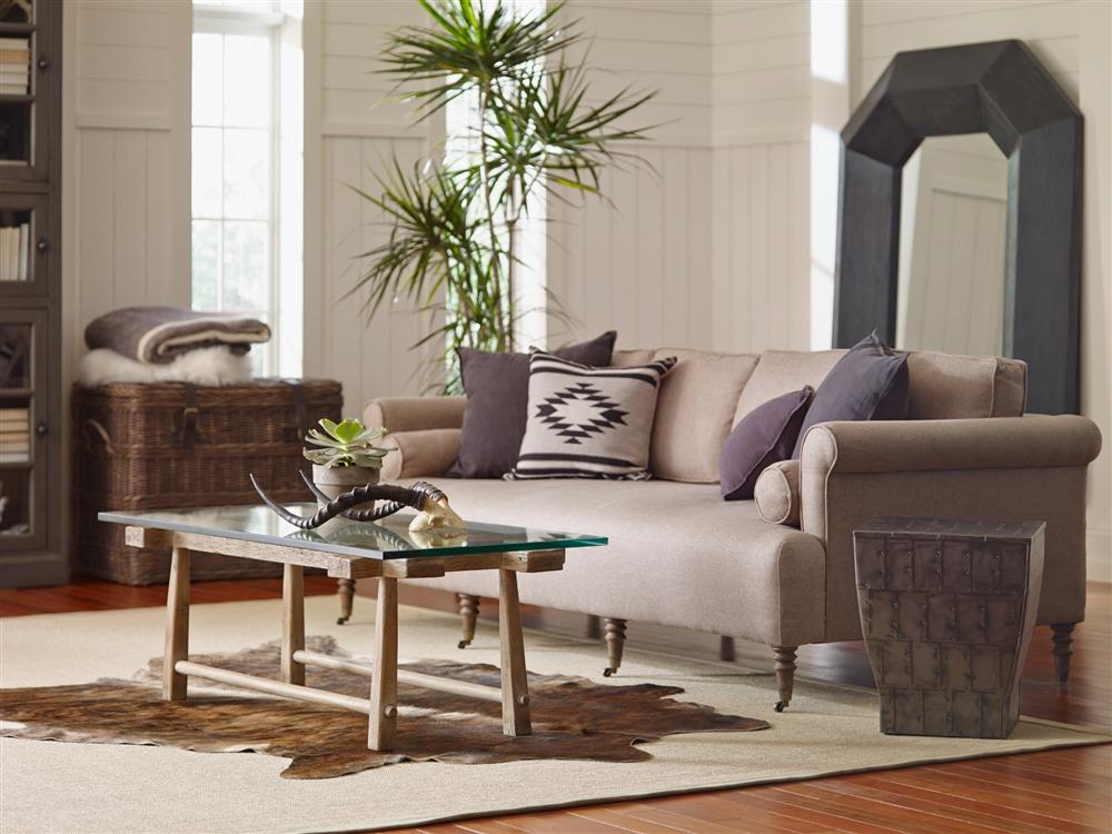 Theory Wicker Trunk The Khazana Home Austin Furniture Store
