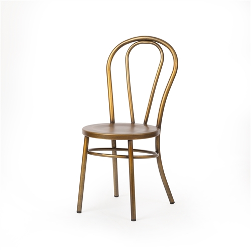 No. 18 French Cafe Style Side Chair