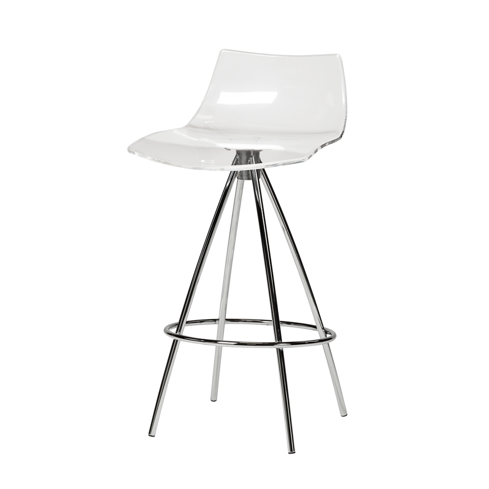 Clear counter stools sugar large size of kitchencool gray for Living room trackid sp 006
