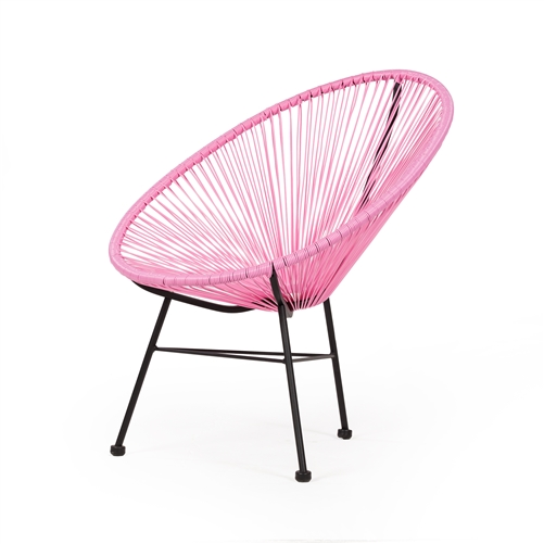 Acapulco Lounge Chair - Pink