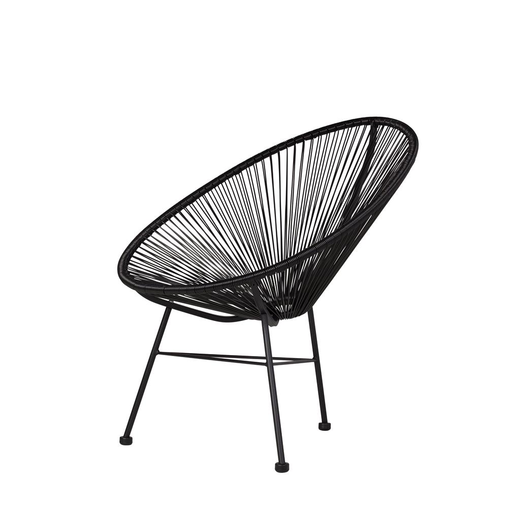 Bon Acapulco Lounge Chair   Black · Larger Photo Email A Friend