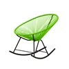 Acapulco Indoor / Outdoor Rocking Chair - Green