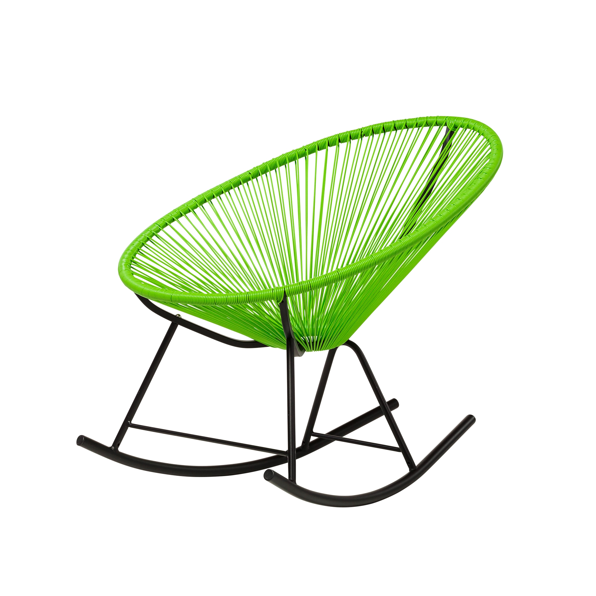 Acapulco Indoor / Outdoor Rocking Chair   Green · Larger Photo Email A  Friend