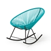 Acapulco Indoor / Outdoor Rocking Chair - Blue