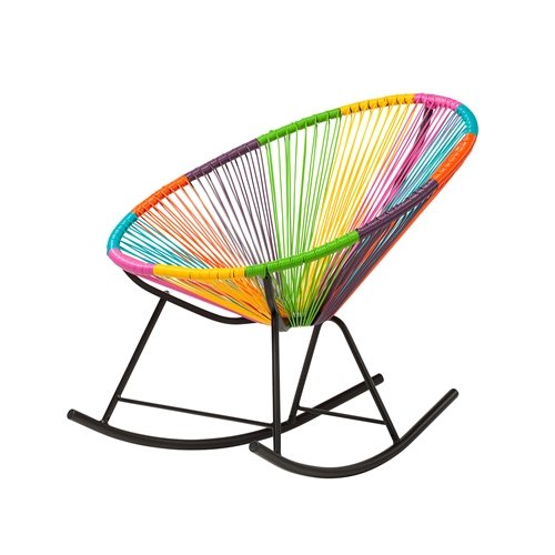Acapulco Indoor / Outdoor Rocking Chair - Mixed