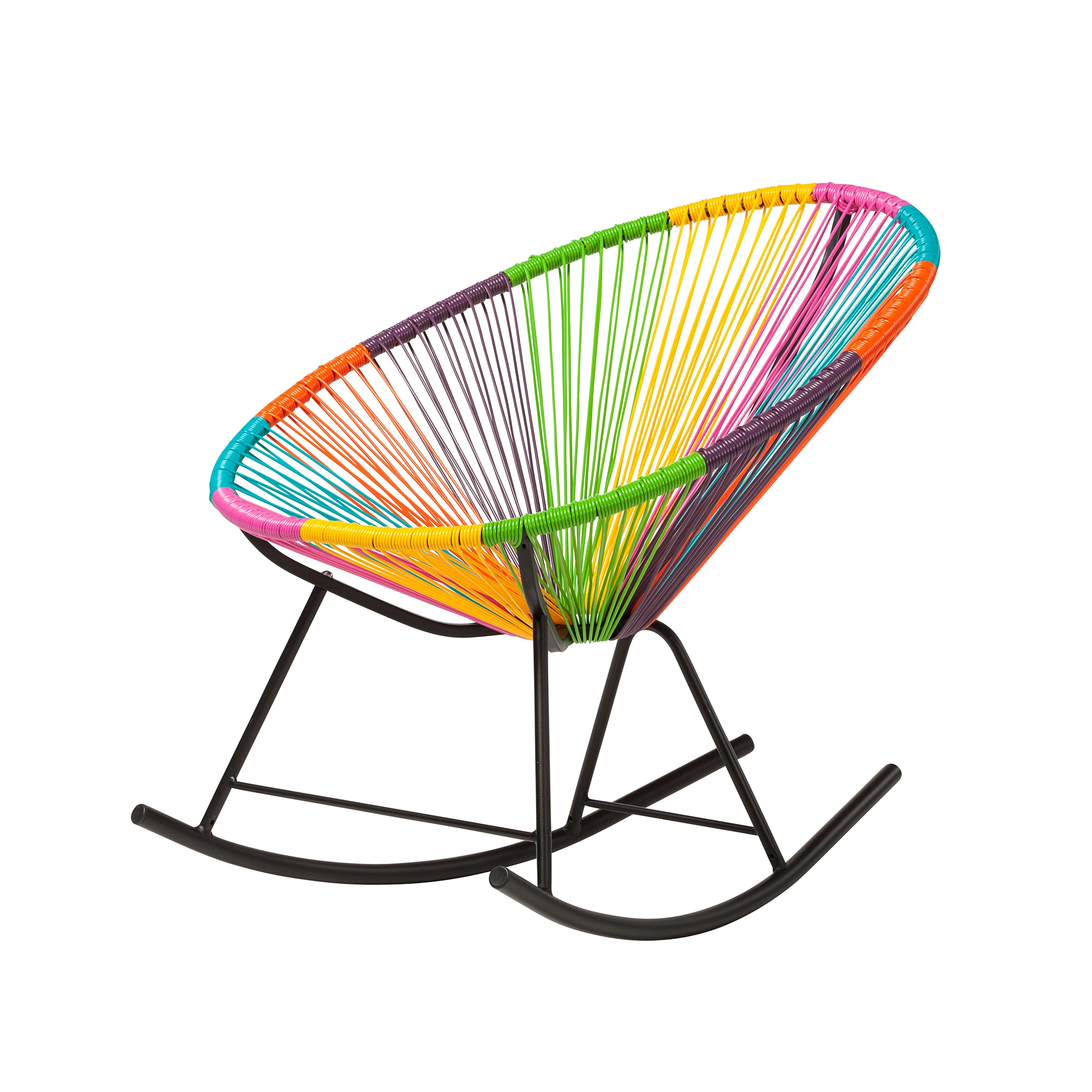 Acapulco indoor outdoor rocking chair mixed