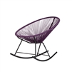 Acapulco Lounge Chair - Purple Plum