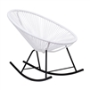 Acapulco Indoor / Outdoor Rocking Chair - White