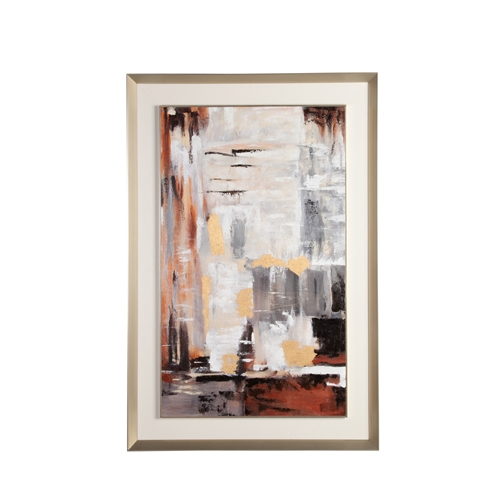 Framed Art - Abstract #1