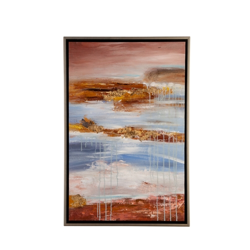 Framed Art - Abstract #36
