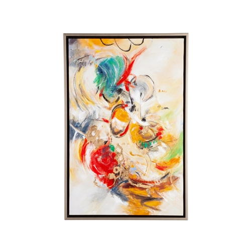 Framed Art - Abstract #16