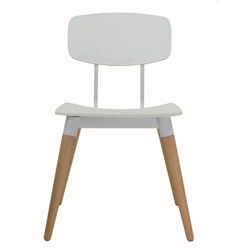 Copine Inspired Sean Dix Chair in White