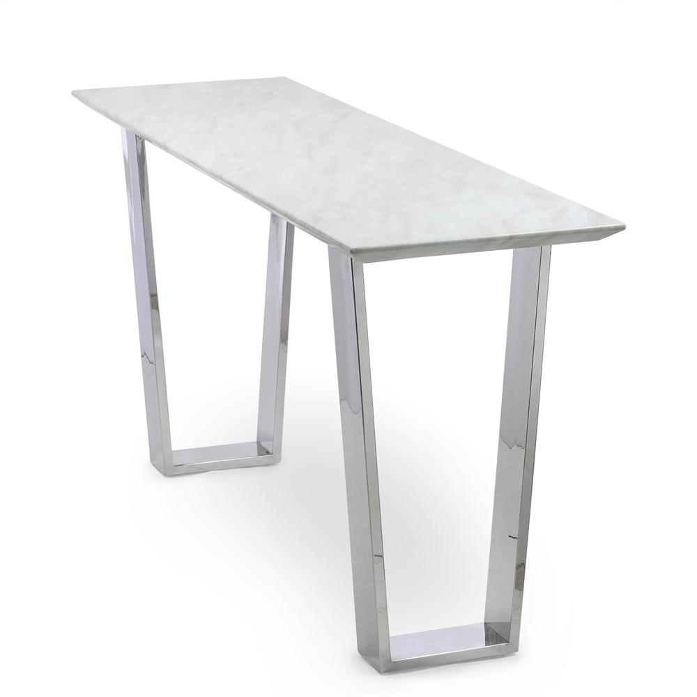 Catrine marble console table the khazana home austin furniture store catrine marble console table geotapseo Choice Image