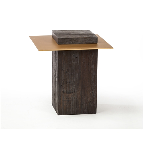 Rumi Reclaimed Fir End Table