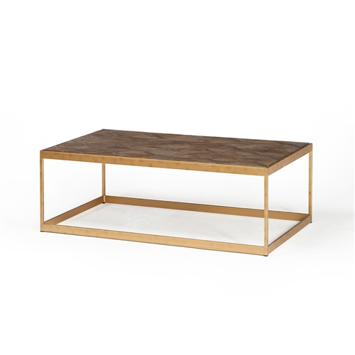 Farrah Reclaimed Elm Coffee Table