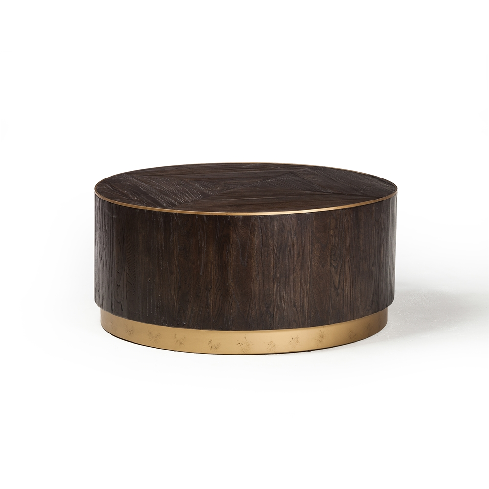 Cy Drum Coffee Table