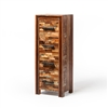Jaipur Reclaimed Iron Base Chest with 4 Drawers