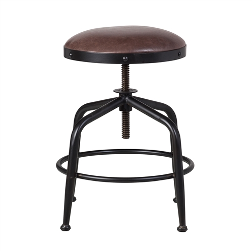 "Stumptown Adjustable Stool 18"" to 25"""