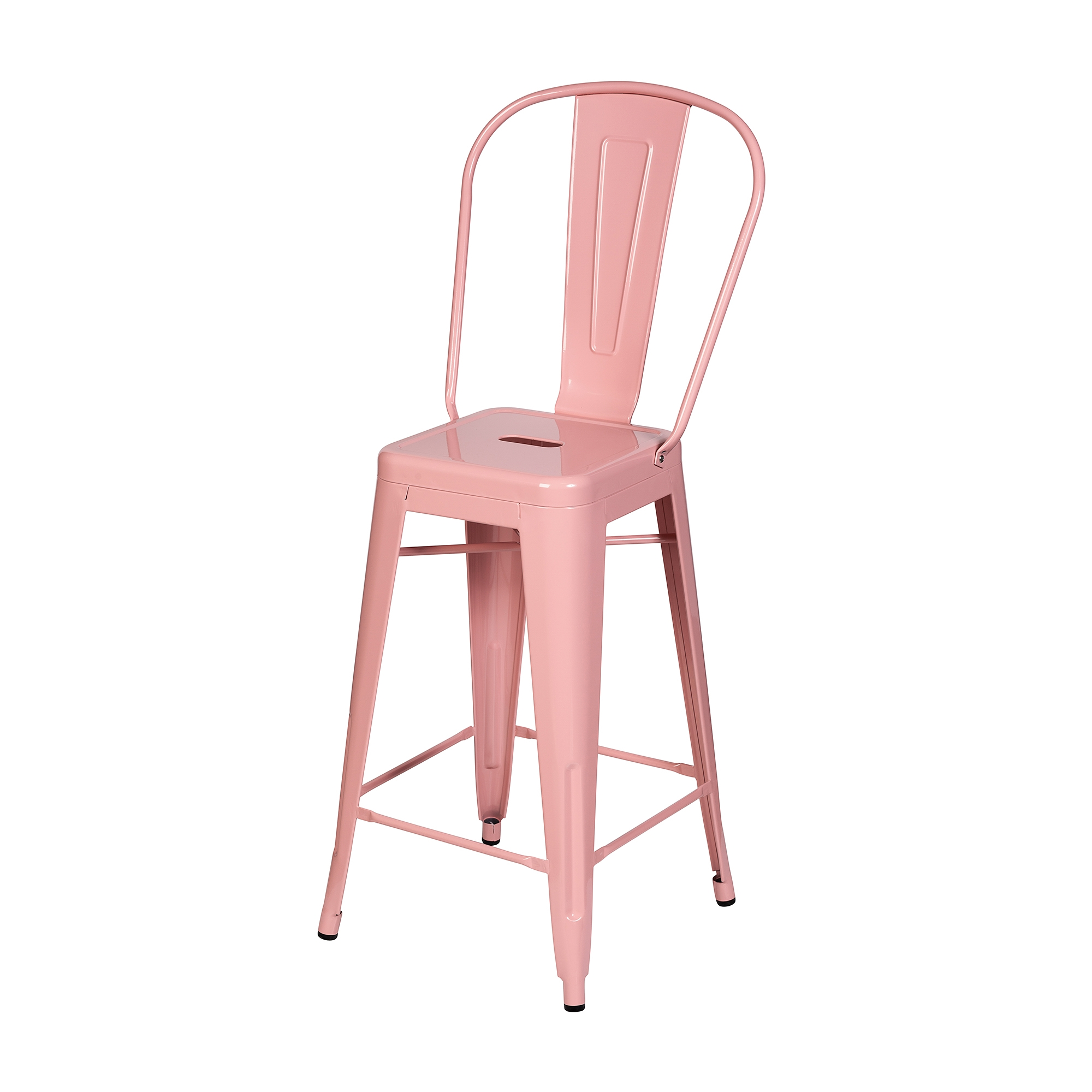 Bastille Counter Stool Pink Larger Photo Email A Friend