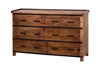 Owen Reclaimed Mango Wood Dresser