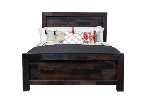 Brownstone Reclaimed Mango Wood Queen Bed Frame