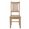 Mango Wood Ladder Backed Chair