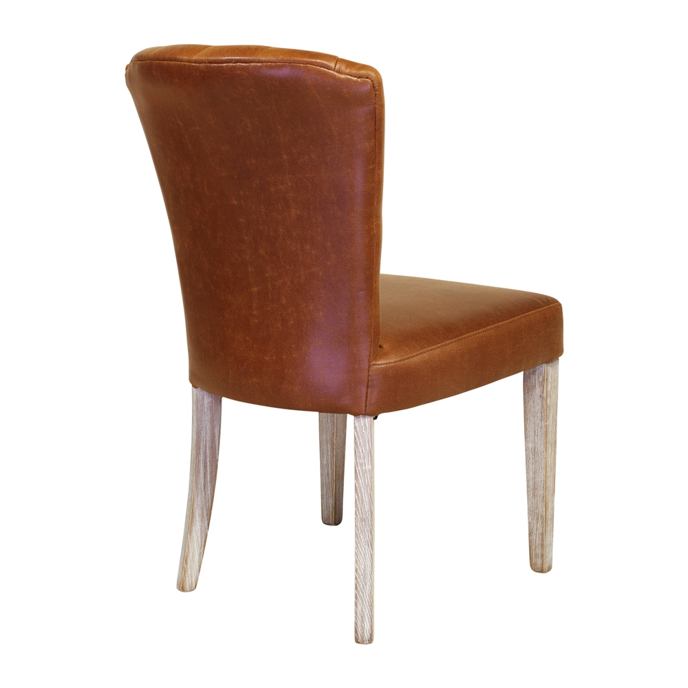 Maxwell Scalloped Dining Chair