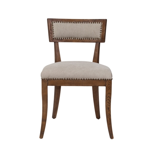 Cartwright Dining Chair In Beige