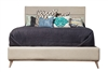 Cooper Upholstered King Bed Frame