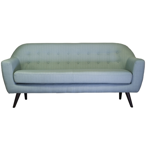 Hannah 3 Seater Sofa in Light Blue