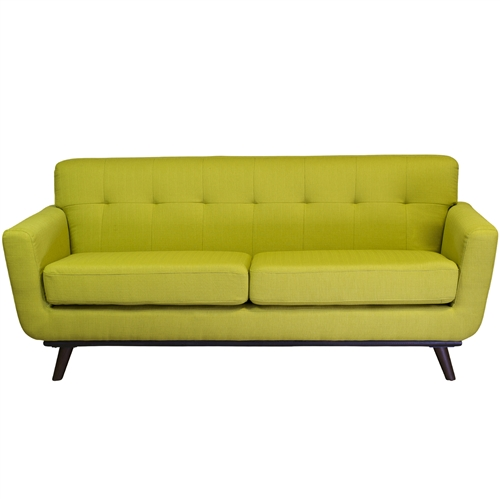 Tiffany 3 Seater Sofa in Green