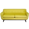 Tiffany 3 Seater Sofa in Yellow