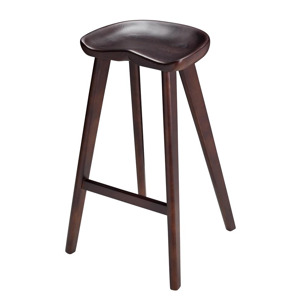 New Brown Adjustable Bar Stool