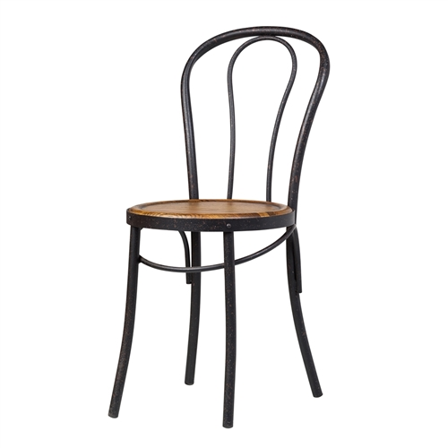Holt Distressed Bentwood Dining Chair