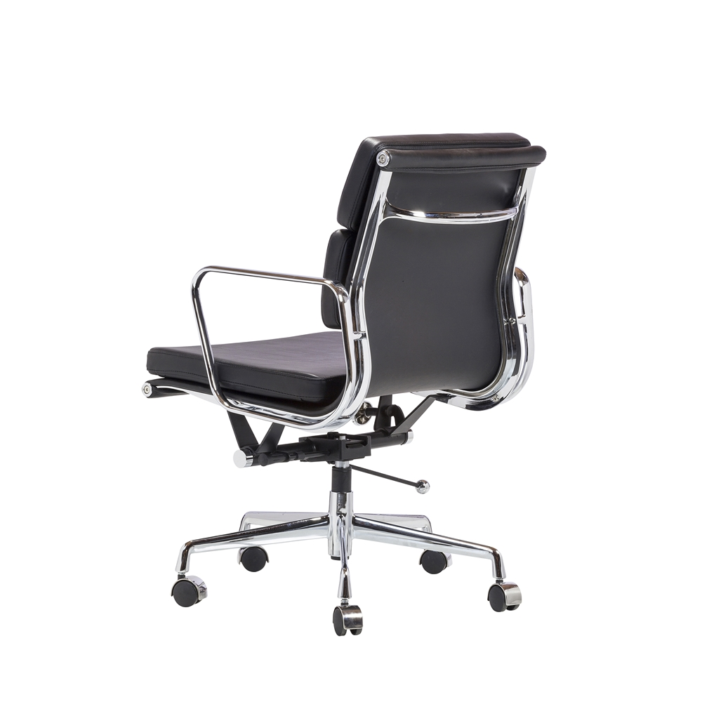 Replica Eames Soft Pad Aluminum Chair ...