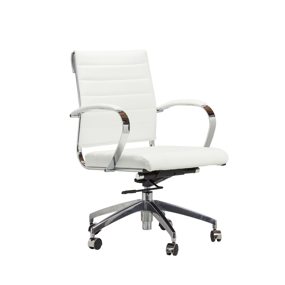 Eames Style Management Chair in Black Larger Photo Email A Friend  sc 1 st  The Khazana & Eames Style Management Chair in Black The Khazana Home Austin ...