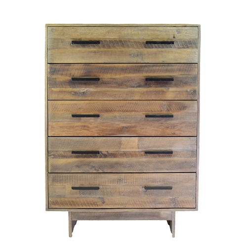 Angora Wood Base Chest