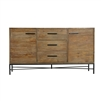 Angora Iron Base Sideboard