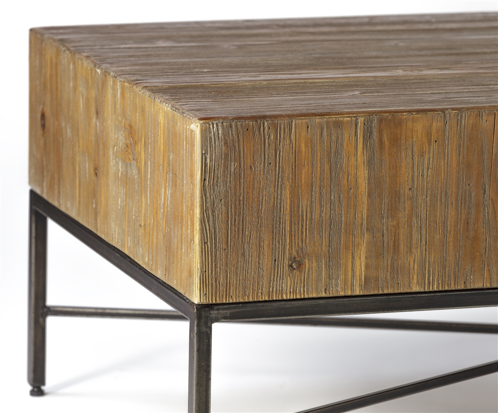 Angora reclaimed wood coffee table geotapseo Image collections