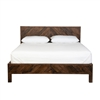 Vanya Reclaimed Pine Bed Frame - Queen