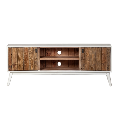 Ana Reclaimed Pine Media Console